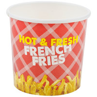 Choice 12 oz. French Fry Cup - 1000/Case