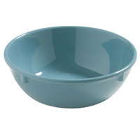 Carlisle 4385863 Turquoise Dayton 16 oz. Nappie Bowl - 48 / Case