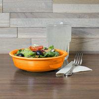 Homer Laughlin 461325 Fiesta Tangerine 19 oz. Medium Bowl - 12/Case