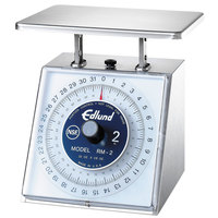 Edlund RM-2 Four Star 32 oz. Portion Scale with 7 inch x 8 3/4 inch Platform