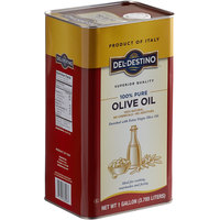 Pure Olive Oil - 1 Gallon Tin