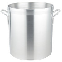 Vollrath 68633 Wear-Ever Classic Select 32 Qt. Heavy Duty Aluminum Stock Pot