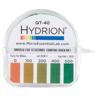 Quaternary Test Paper Dispenser - 0-500ppm