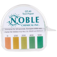 Noble Chemical QT-40 Quaternary Test Paper Dispenser - 0-500ppm