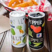 Morton Disposable Salt and Pepper Shaker Set - 12/Case