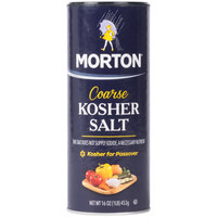 Morton 16 oz. Coarse Kosher Salt
