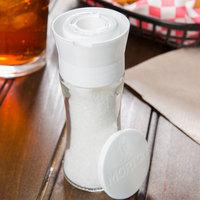 Morton 2.9 oz. Sea Salt Glass Mill - 6/Case