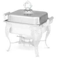 Vollrath 46877 Replacement Dome Cover with Handle for 5.8 Qt. 46847 Royal Crest Chafer