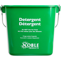 Noble Products 6 Qt. Green Cleaning Pail
