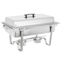 Vollrath 99850 Trimline II 9.8 Qt. Full Size Stackable Chafer