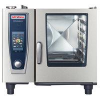 Rational SelfCookingCenter 5 Senses Model 61 B618106.43 Single Electric Combi Oven - 480V, 3 Phase, 11.1 kW