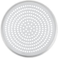 American Metalcraft SPT2018 18 inch Super Perforated Tin-Plated Steel Pizza Pan