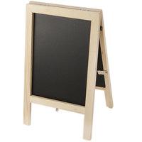 American Metalcraft SBSBMNI 6 inch x 1 1/4 inch Mini Tabletop Sandwich Board
