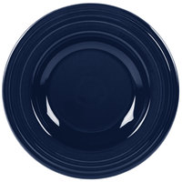Homer Laughlin 462105 Fiesta Cobalt Blue 21 oz. Pasta Bowl - 12/Case
