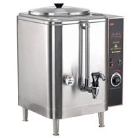 Cecilware ME15EN 15 Gallon Hot Water Boiler - 240V, 3 Phase