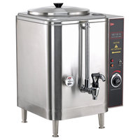 Cecilware CME10EN 10 Gallon Hot Water Boiler with Chinese Labeling - 240V, 3 Phase