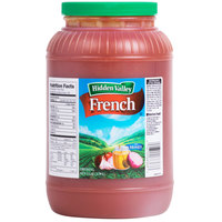 Hidden Valley 1 Gallon French Dressing with Honey   - 4/Case