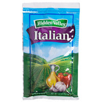 Hidden Valley 1.5 oz. Italian Dressing Packet - 84/Case