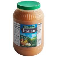 Hidden Valley 1 Gallon Golden Italian Dressing - 4/Case