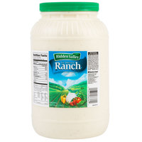 Hidden Valley 1 Gallon Ranch Dressing - 4/Case