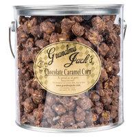 Grandma Jack's 1 Gallon Gourmet Chocolate Caramel Popcorn