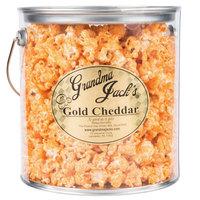 Grandma Jack's 1 Gallon Gourmet Gold Cheddar Popcorn