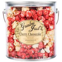 Grandma Jack's 1 Gallon Gourmet Cherry Cheesecake Popcorn
