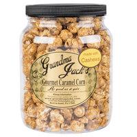 Grandma Jack's 64 oz. Gourmet Caramel Corn with Cashews