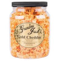 Grandma Jack's 64 oz. Gourmet Gold Cheddar Popcorn