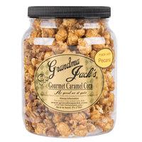Grandma Jack's 64 oz. Gourmet Caramel Corn with Pecans