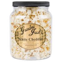 Grandma Jack's 64 oz. Gourmet White Cheddar Popcorn