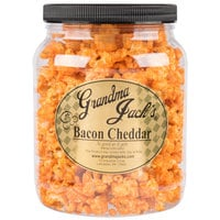 Grandma Jack's 64 oz. Gourmet Bacon Cheddar Popcorn