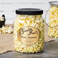 Grandma Jack's 64 oz. Gourmet Honey Mustard Popcorn