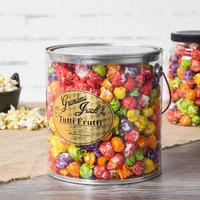Grandma Jack's 1 Gallon Gourmet Tutti Frutti Popcorn