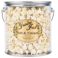 Grandma Jack's 1 Gallon Gourmet Salt and Vinegar Popcorn