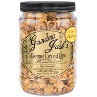 Grandma Jack's 32 oz. Gourmet Caramel Corn with Cashews