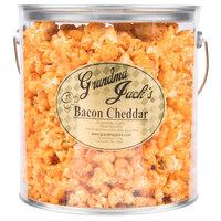 Grandma Jack's 1 Gallon Gourmet Bacon Cheddar Popcorn