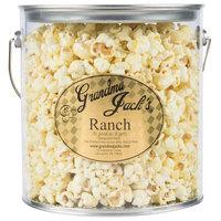 Grandma Jack's 1 Gallon Gourmet Ranch Popcorn