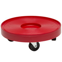 DeVault ICD-6000 12 inch Slim Keg Dolly with Casters