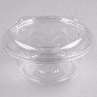 Dart CTR12BD SafeSeal 12 oz. Plastic Tamper-Resistant, Tamper-Evident Bowl with Dome Lid - 240/Case
