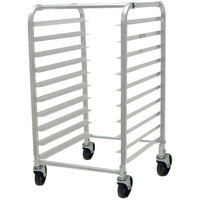 Advance Tabco PR10-3K 10 Pan End Load Bun / Sheet Pan Rack - Unassembled