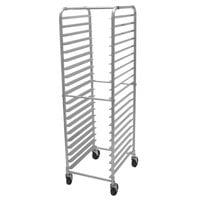 Advance Tabco PR30-2K 30 Pan End Load Bun / Sheet Pan Rack - Unassembled