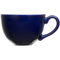 Tuxton B2F-1601 Duratux 16 oz. Cobalt China Cappuccino Cup - 12/Case