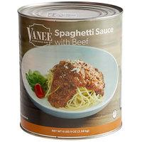 Vanee 590VH #10 Spaghetti Sauce with Beef