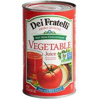 46 oz. Canned Vegetable Juice - 12/Case