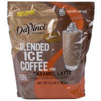 DaVinci Gourmet Ready to Use Caramel Latte Mix - 3 lb.