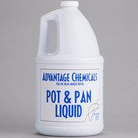 Advantage Chemicals 1 Gallon Pot & Pan Liquid Detergent