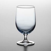 Libbey 8512A4 Cobalt 16 oz. Misty Blue Iced Tea Glass - 12/Case