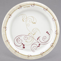 Solo MP7-J8001 Symphony 7 inch Medium Weight Paper Plate - 1000/Case