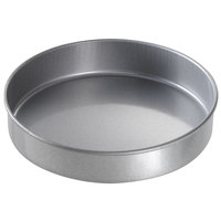 Chicago Metallic 41020 10 inch x 2 inch Aluminized Steel Round Cake Pan